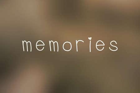 Memories photo