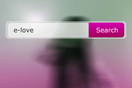 Elove Search Bar Image photo