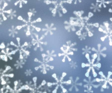 Snow Backdrop photo