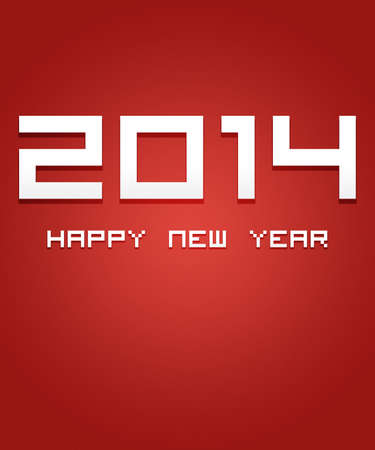 Red New Year Backdrop photo