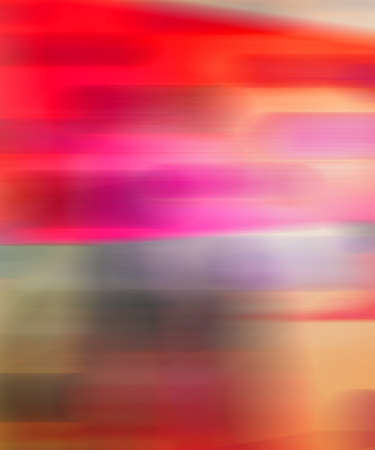 Red Motion Blur photo