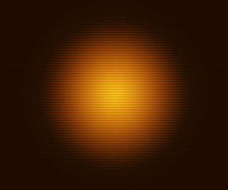 Orange Spotlight Backdrop photo