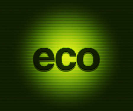 Eco Spotlight Backdrop photo