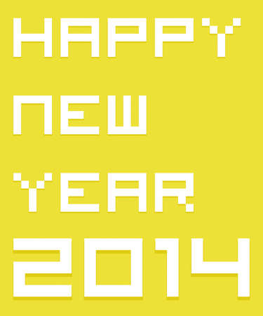 Yellow New Year Backdrop photo