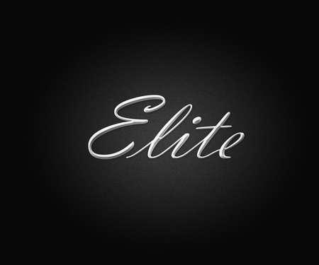 elite: Elite Black Backdrop
