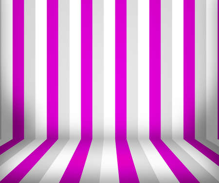 Violet Strips Room Backdrop photo