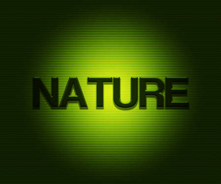 Nature Spotlight Backdrop photo