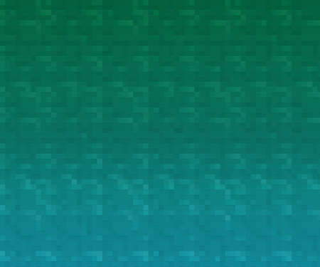 grid black background: Teal Mosaic Texture Stock Photo