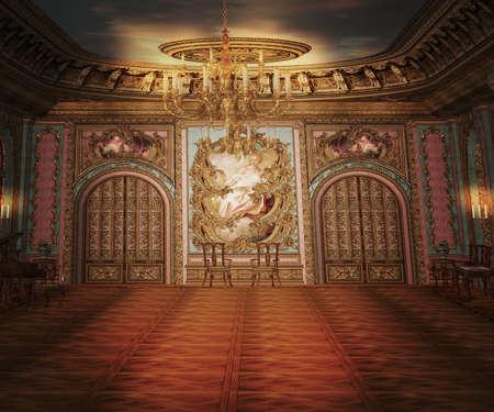 Castle Hall