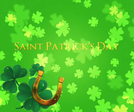 St Patricks Day Background photo