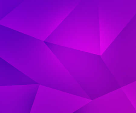 Violet Polygons Texture photo