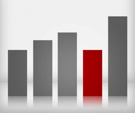 Bar Graph photo
