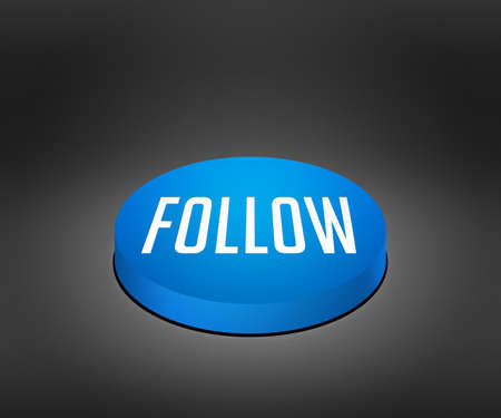 Follow Blue Button photo