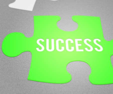 Success Puzzle photo