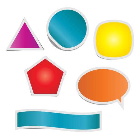 mixtures: Stickers