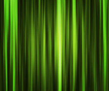 Green Theater Curtain Backdrop photo