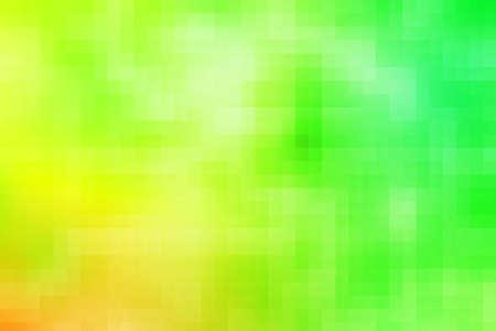 backdrop: Green Geometric Backdrop