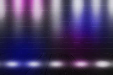 illuminated: Illuminated Wall Background