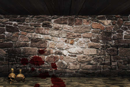 dungeon: Medieval Dungeon Background