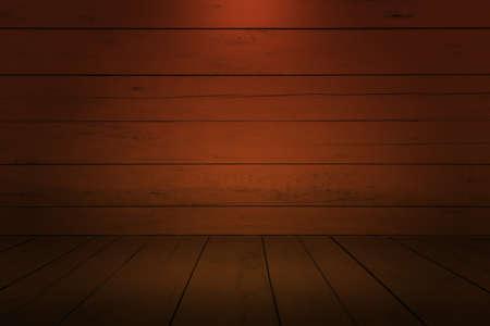backdrop: Wooden Room Backdrop Stock Photo