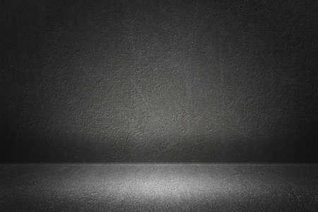 Grijze kamer achtergrond