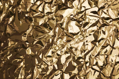 golden texture: Golden Foil Texture Stock Photo