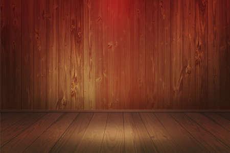 spotlight: Wooden Spotlight Room Image