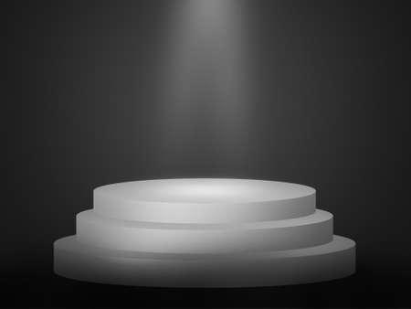 spotlight: Spotlight Podium Background