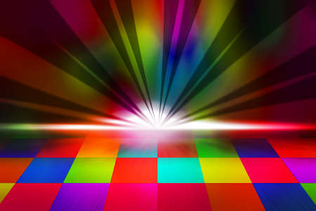 DAnce background: Disco Party Backdrop