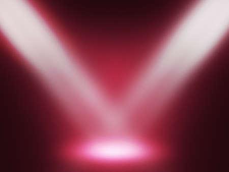 spotlight: Red Spotlight Background