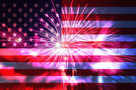 one girl only: America Independence Day Fireworks