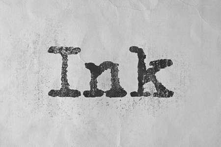 ink paper: Ink Paper Texture