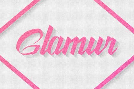 glamur: Glamur Glitter Background Stock Photo