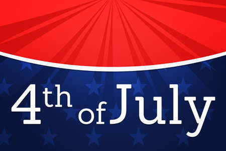 fourth july: July Fourth USA Stock Photo