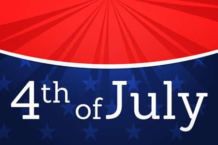 fourth of july: July Fourth USA Stock Photo