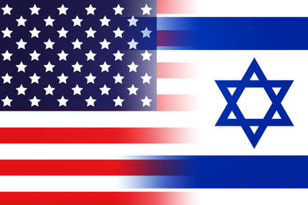 USA Jews Background Stock Photo