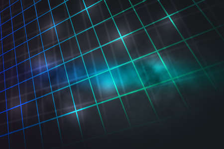 Laser 80s Retro Background Stock Photo