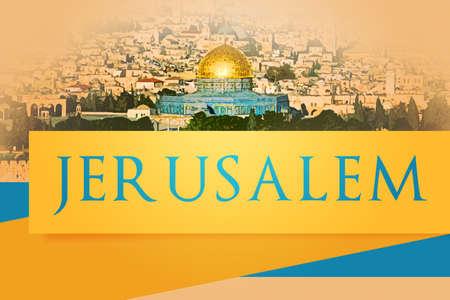 Jerusalem Jewish Background