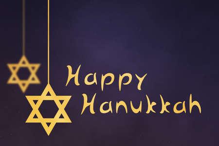 jewish: Happy Hanukkah Jewish Background