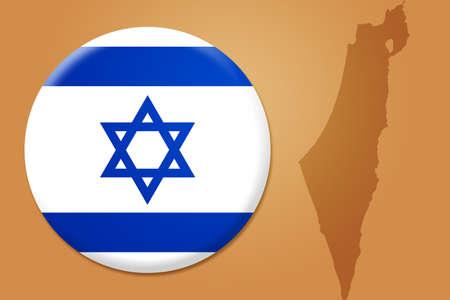 estrella de david: Antecedentes Israel
