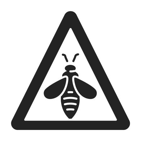 Biodiversity loss black glyph icon. Extinction animal species. Isolated vector element. Outline pictogram for web page, mobile app, promo. Vector illustration.