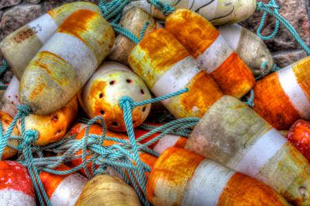 buoys: Buoys Stock Photo