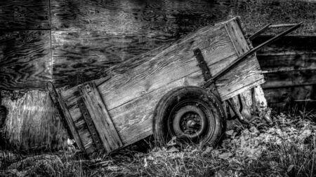 Old Cart photo