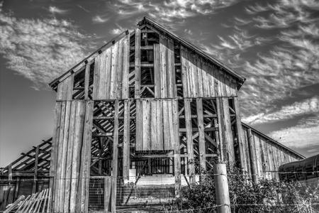 Abandoned Barn photo