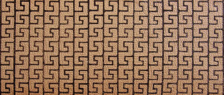 Macro image of leather to be used for background or pattern