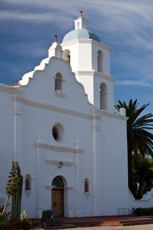 Oceanside Mission known as San Luis Rey de Francia known as King of Missions photo