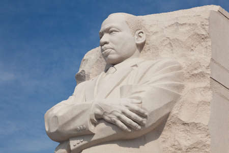 Washington, DC - August 24: The monument to Dr Martin Luther King in Washington DC is to be dedicated by President Obama on August 28, 2011. Stock Photo - 10958202