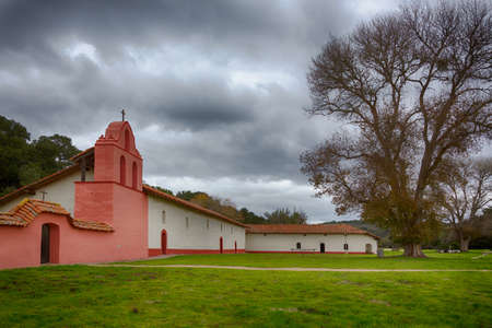 Mission La Purisima Conception in California State Park in Lompoc Stock Photo - 17173663