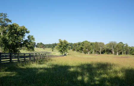 ulysses s  grant: Main road through town of Appomattox Park. Site of the surrender of Southern Army under General Robert E Lee to Ulysses S Grant April 9, 1865
