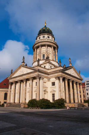French Cathedral in Berlin, Germany photo